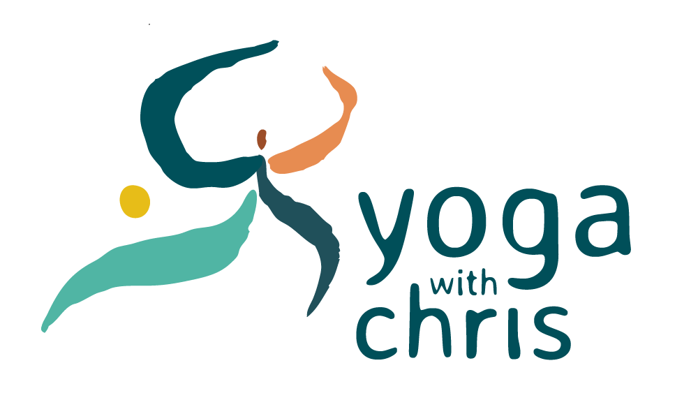 yoga with chris logo