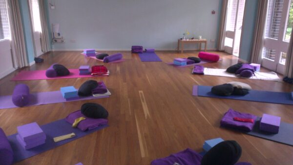 Yoga at Holland House