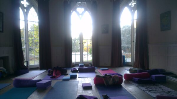 Yoga in Braziers